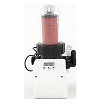 Filtr dyskowy o przepustowości 1,5 m3, do montażu narurowego.